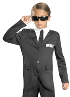 Men in Black 3 Childrens Costume Déguisement Garçons