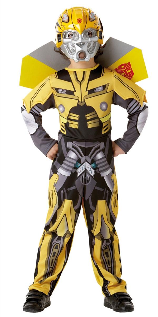 Enfant Super Héros Enfant Transformers Bumble Bee Costume