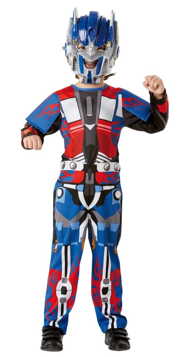 Enfant Super Héros Transformers Optimus Prime Costume pour enfants