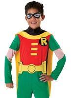 Costume de Robin pour enfants Enfant Super Héros