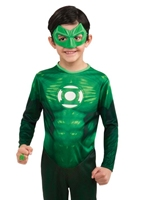 Green Lantern Hal Jordon Childrens Costume Enfant Super Héros