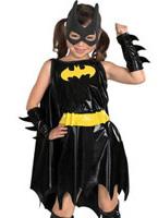 Costume de Batgirl pour enfants Enfant Super Héros