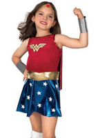 Costume de Wonder Woman Childrens Enfant Super Héros