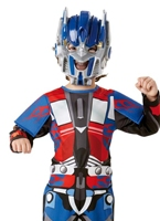 Transformers Optimus Prime Costume pour enfants Enfant Super Héros