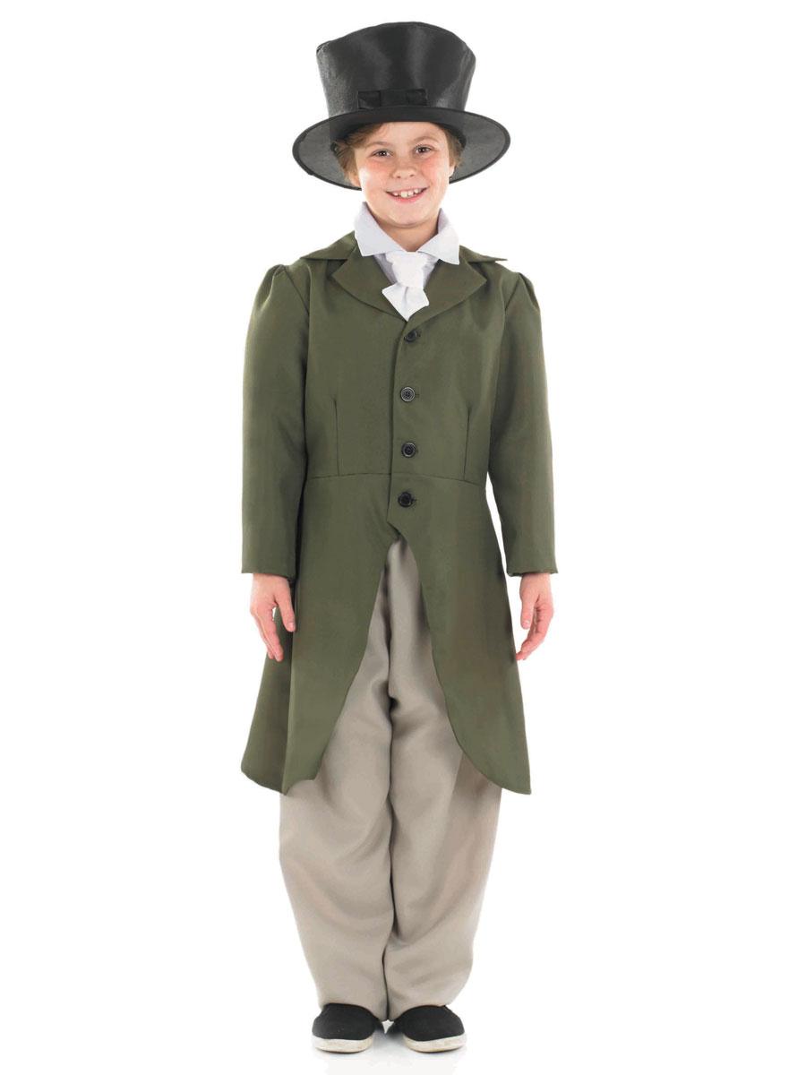 Costume Ecolier Regency garçon Childrens Costume