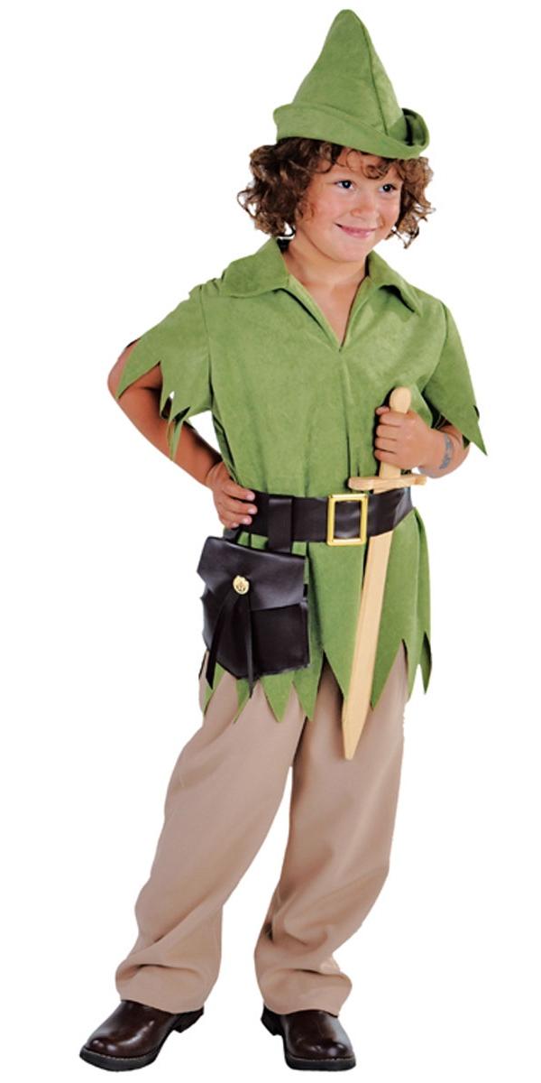 Robin des bois luxe ou costume gar on peter pan costume ecolier costume enfant 17 07 2018 - Deguisement peter pan enfant ...
