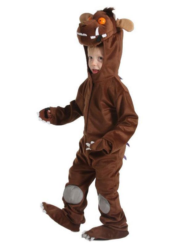 Costume Ecolier Costume Gruffalo enfant