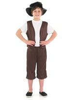 Costume garçon Tudor Costume Ecolier