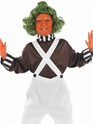 Costume Ecolier Costume Oompa Loompa Factory Worker pour enfants