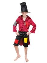 Costume de Dodger chid Artful Dodger Costume Ecolier