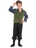 Costume pour enfants garçon victorien Costume Ecolier