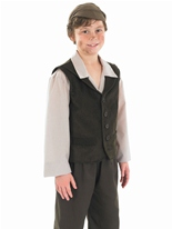 Oursin garçon Childrens Costume Costume Ecolier