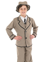 Edwardian garçon Childrens Costume Costume Ecolier