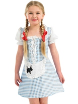 Costume de Dorothy Childrens Costume Ecolier