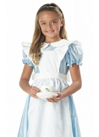 Costume Alice enfant Costume Ecolier