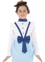 Costume pour enfants chic fille victorienne Costume Ecolier