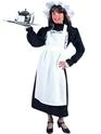 Costume Ecolier Costume de Maid victorienne de luxe enfant