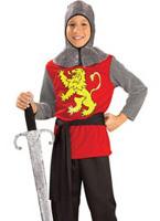 Costume de Lord médiévale pour enfants Costume Ecolier