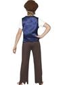 Costume Ecolier Victorien paysan pauvre garçon Childrens Costume