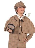 Costume de garçon de Sherlock Holmes Costume Ecolier