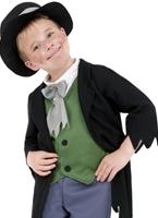Costume pour enfants garçon victorien douteux Costume Ecolier