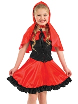 Childrens Costume petit chaperon rouge Costume Ecolier