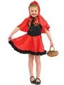 Costume Ecolier Childrens Costume petit chaperon rouge