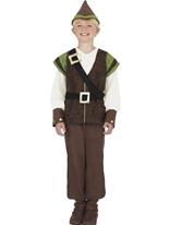Costume de Robin des bois pour enfants Costume Ecolier