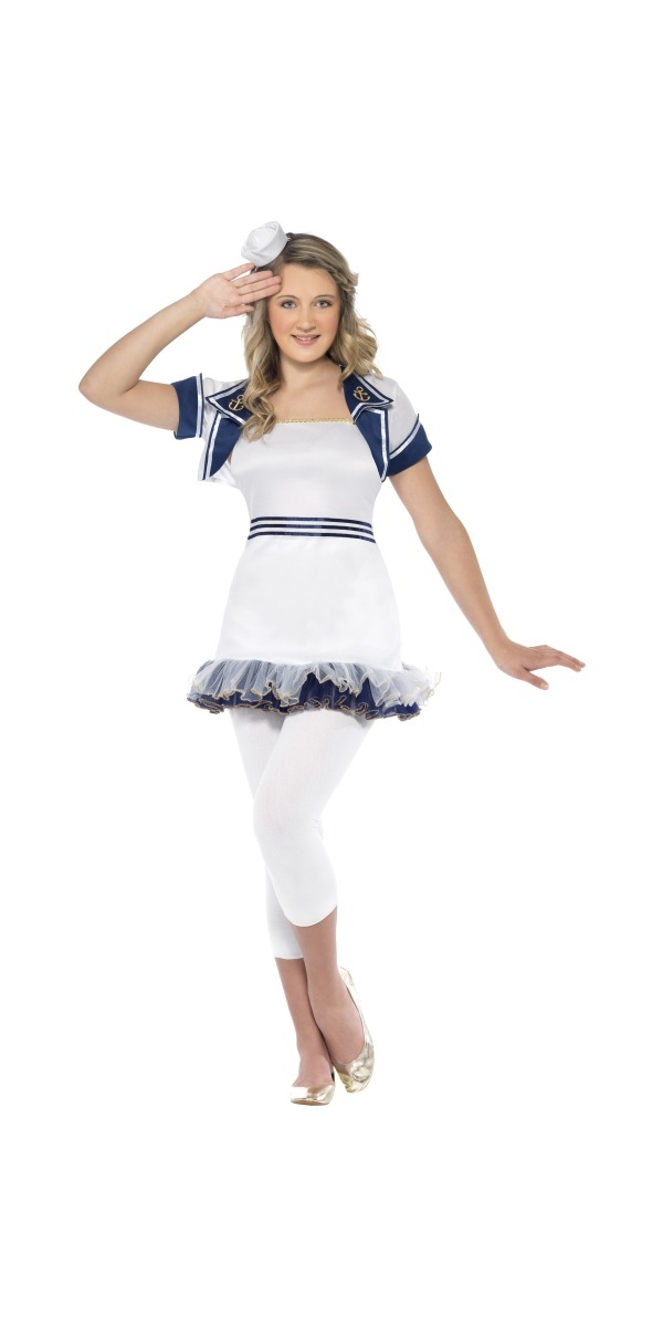 Miss teen fille de sailor costume costume ados costume enfant 18 05 2018 - Deguisement halloween ado ...