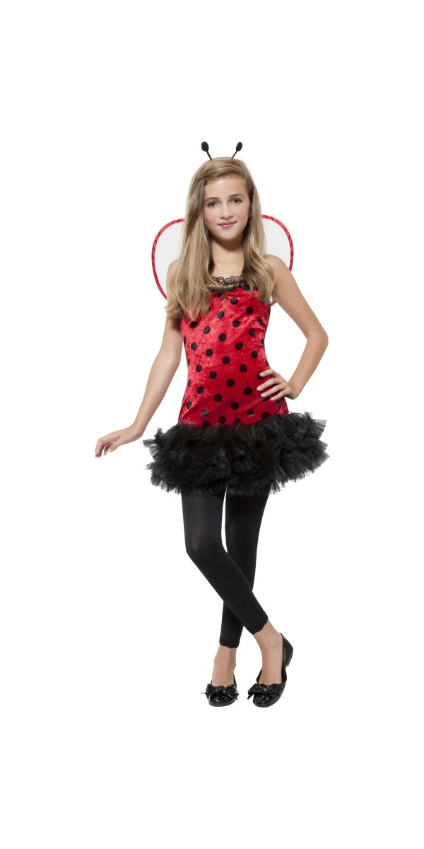 Costume ados Costume Teen Miss Lady Bug