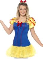 Costume de conte de fées de Miss Teen Costume ados