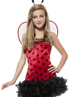 Costume Teen Miss Lady Bug Costume ados