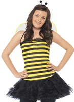 Costume Miss Teen Bumble Bee Costume ados