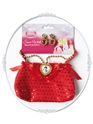 Costume Disney Enfant Disney Snow sac blanc & bijoux