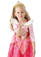Sleeping Beauty Sparkle Disney pour enfants Costume Costume Disney
