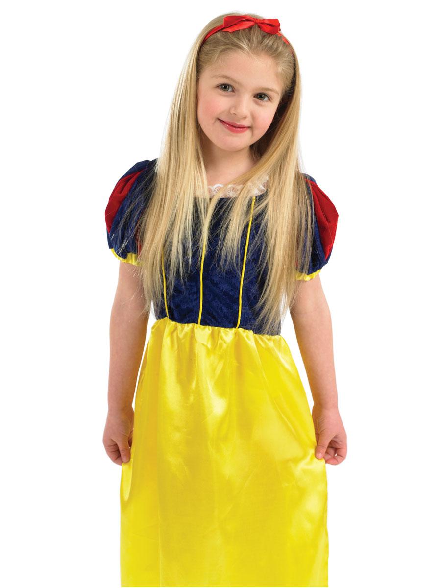 costume pour enfants blanche neige d guisement filles costume enfant 27 06 2018. Black Bedroom Furniture Sets. Home Design Ideas