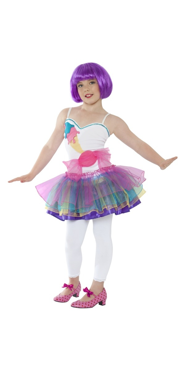 Déguisement Filles Mini Katy Perry Candy Girl Costume