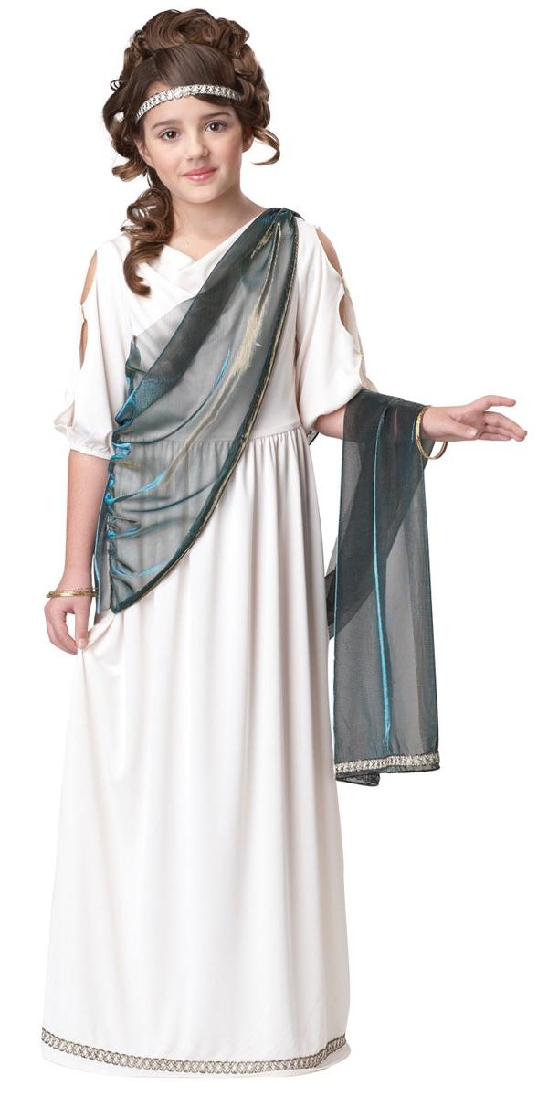 Déguisement Filles Roman Costume de princesse pour enfants