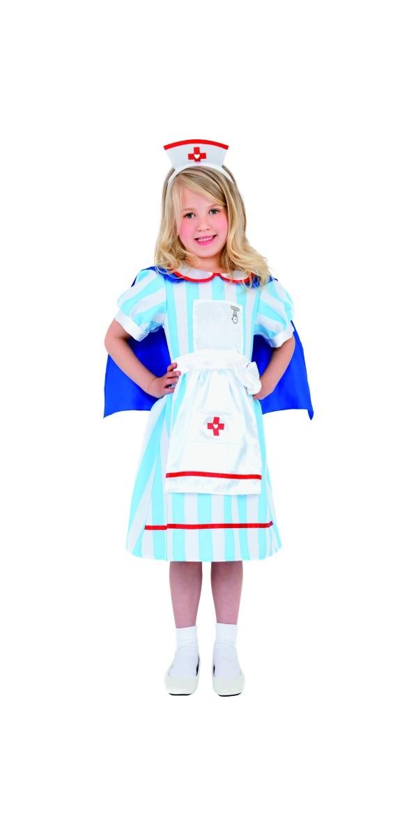Déguisement Filles Costume pour enfants Vintage infirmière