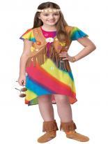 Costume enfant fleur Déguisement Filles
