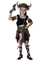 Costume de fille de Viking Déguisement Filles