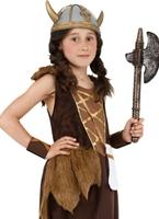 Costume de Viking filles Childrens Déguisement Filles