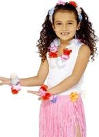Jupe hawaïenne pour enfants Déguisement Filles