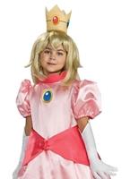 Costume pour enfants de luxe Princess Peach Déguisement Filles