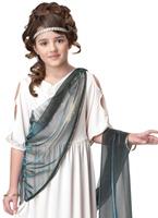 Roman Costume de princesse pour enfants Déguisement Filles