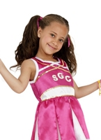Costume de pom-pom girl pour enfants Déguisement Filles