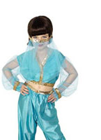 Costume de princesse arabe pour enfants Déguisement Filles