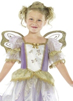 Costume de fée princesse pour enfants Déguisement Filles