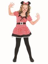 Costume de Childrens Little Missy souris Déguisement Filles