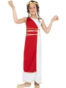 Déguisement Filles Costume de jeune fille grecque pour enfants